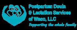 Postpartum Doula & Lactation Services Logo